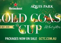 2019 Heineken Gold Coast Cup Photo From GCTC