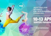 Australian Street Entertainment Carnival 2020