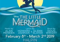 The Little Mermaid Photo From Spotlight Theatre