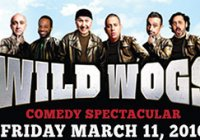 Wild Wogs Comedy Spectacular